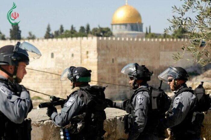 الاحتلال يحول القدس الشريف الى ثكنة عسكرية