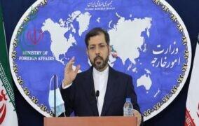 طهران تنتقد البيان الختامي للناتو بشأن ايران