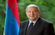 الرئيس الأرميني يهنئ رئيسي بانتخابه رئيساً للجمهورية الإسلامية الإيرانية