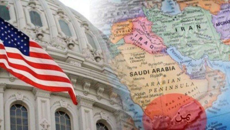 الولايات المتحدة الأمريكية غارقة في مستنقع طويل الأمد في الشرق الأوسط