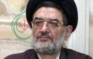 السيد القائد المفدى الإمام الخامنئي يعزّي بوفاة العالم المجاهد السيد علي أكبر محتشمي رحمه الله
