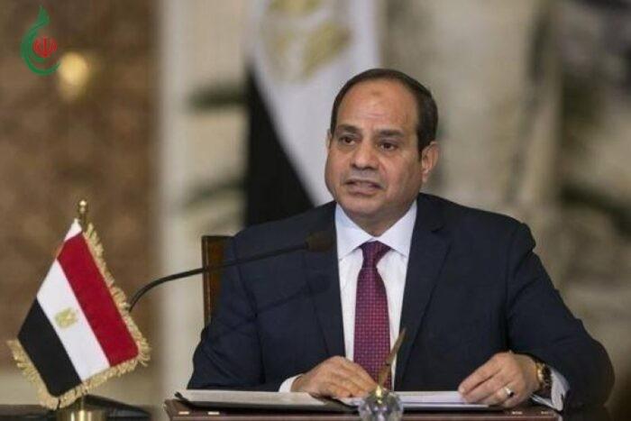 السيسي يؤكد حرص مصر على سلامة وأمن واستقرار لبنان