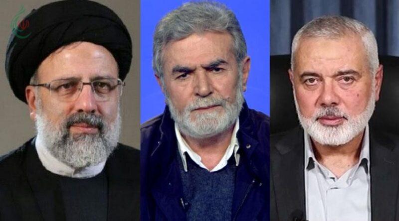 رئيسي : إيران مستمرة في دفاعها عن فلسطين ودعم شعبها