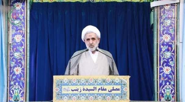 ممثل الإمام الخامنئي في سورية
