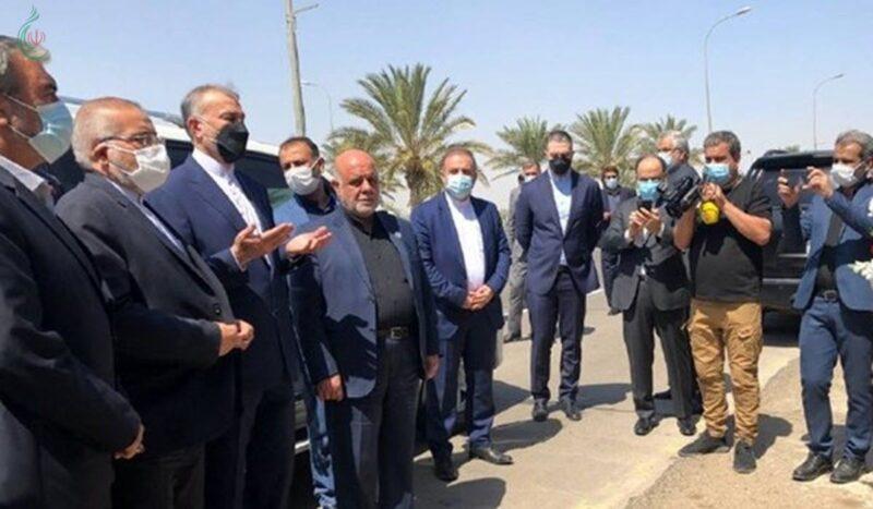 وزير الخارجية الإيراني یدعو لمحاسبة أمریکا على جریمة إغتیال الشهید قاسم سلیمانی