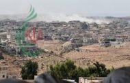 المجموعات الإرهابية في درعا البلد تعطل جهود التسوية وتحتجز الأهالي رهائن