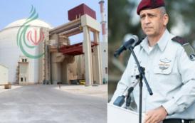 كوخافي يأمر بتجهيز خطة عاجلة للهجوم على إيران وشن عدوان جديد على غزة