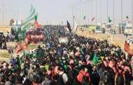 إیران تعلن الاتفاق مع العراق على إیفاد 60 ألف زائر لمراسم الأربعین
